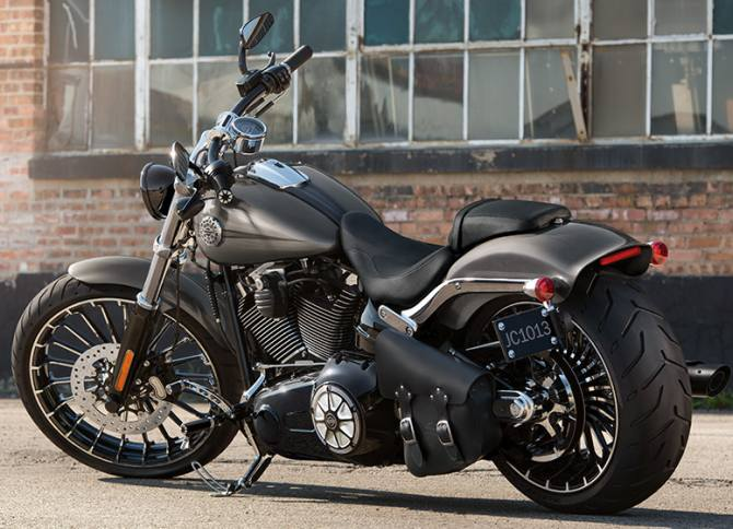 From Rs 4 3 49 Lakh Harley Davidson Has It All Rediff