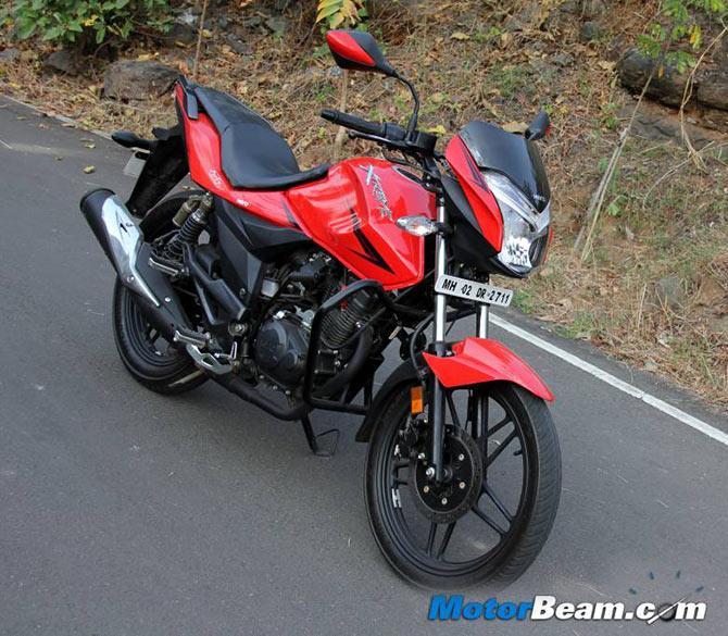 Top 7 Aam Aadmi bikes launched in 2014! - Rediff.com Get Ahead