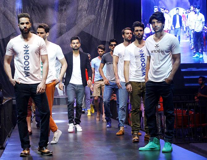 Virat Kohli Gets It Wrogn Rediff Com Get Ahead