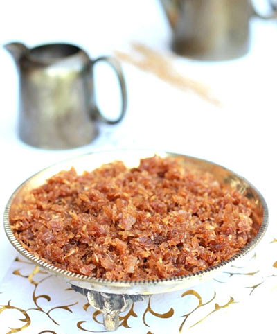 Festive recipe: How to make Sweet Aval