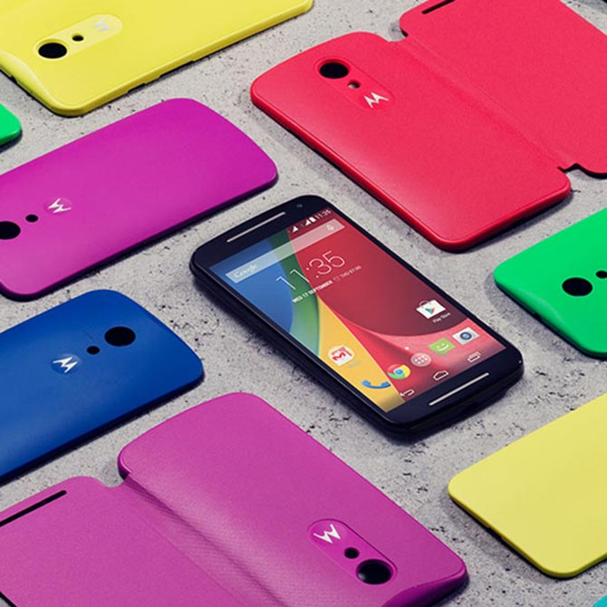 Hello Moto: The new Moto G is a safe bet