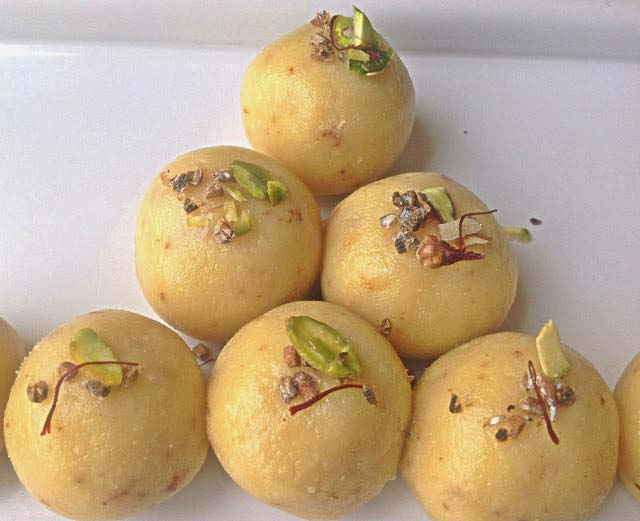 DeMo effect: 5 laddoo recipes just for you