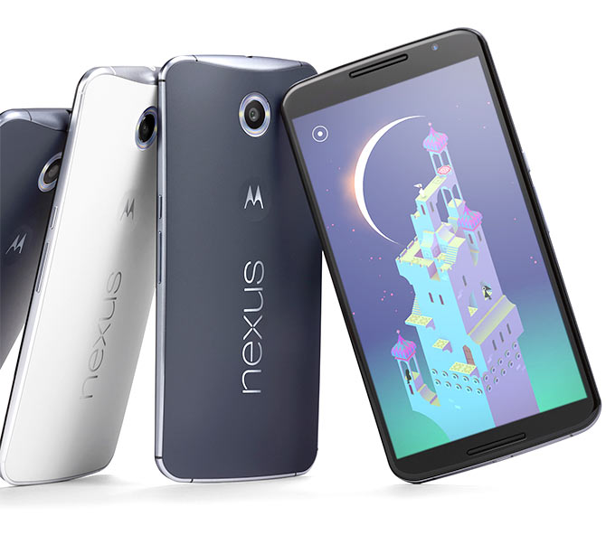 Nexus 6 is Google's answer to iPhone 6 Plus and Samsung Note 4