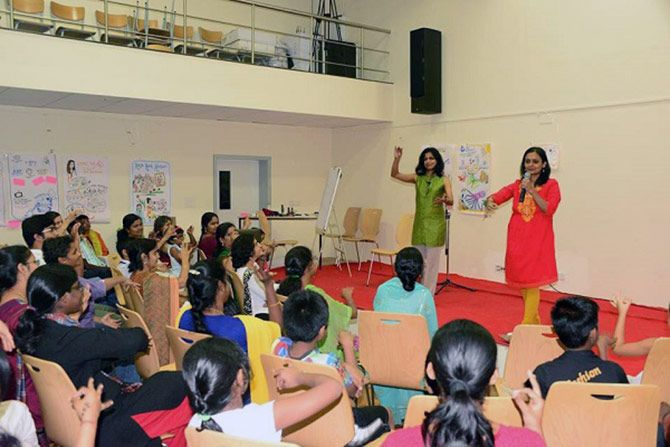 Kid and Parent Foundation, Bangalore