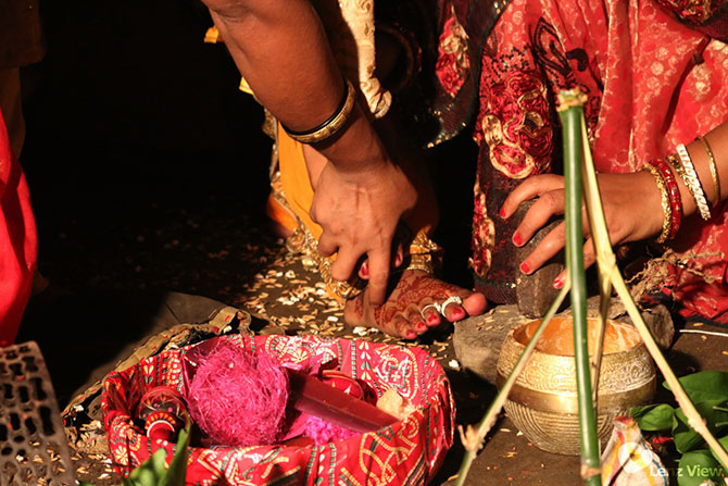 The simple joys of a rural Indian shaadi - Rediff com Get Ahead