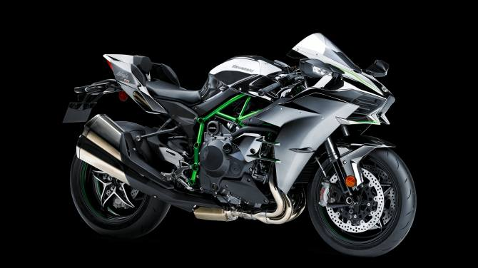 Kawasaki Ninja H2 Is Your For Rs 29 Lakh Rediffcom Get Ahead