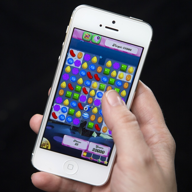 Man tears tendon after playing Candy Crush non-stop