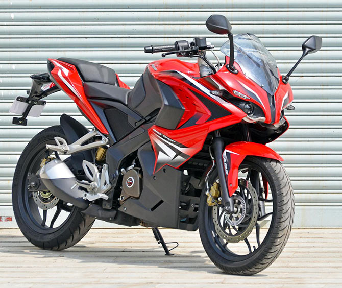 Pulsar Rs 200: Fast, fun and value for every penny