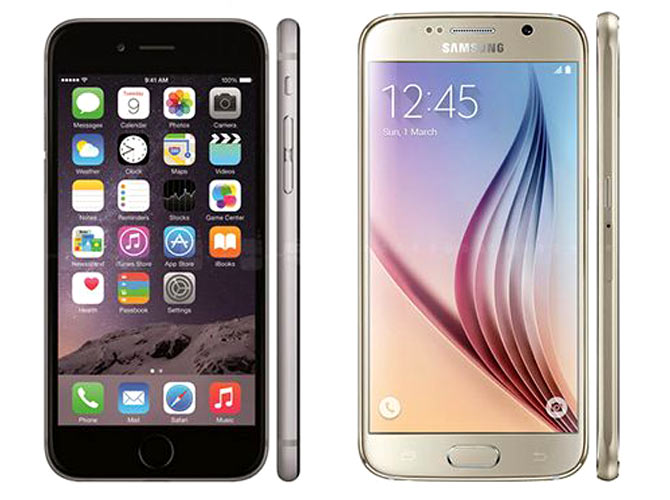 Samsung Galaxy S6 vs Apple iPhone 6: And the winner is...