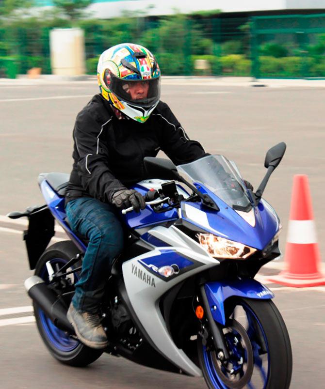 Yamaha YFZ R3: First Impressions