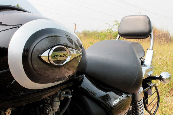 First Impressions Riding Bajaj Avenger Street 220 And Cruise 220 Rediff Com Get Ahead