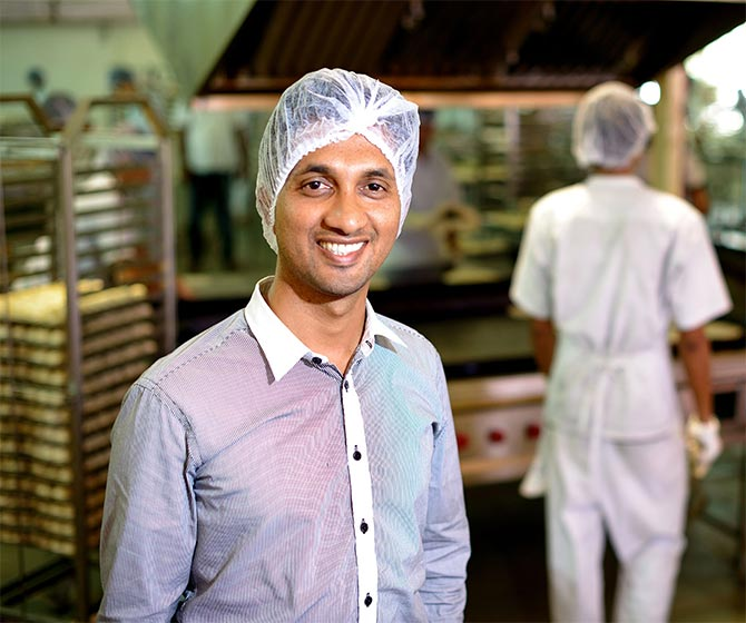 How he makes billions selling idlis and dosas