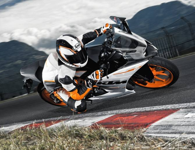 KTM RC 390 all set for India launch?