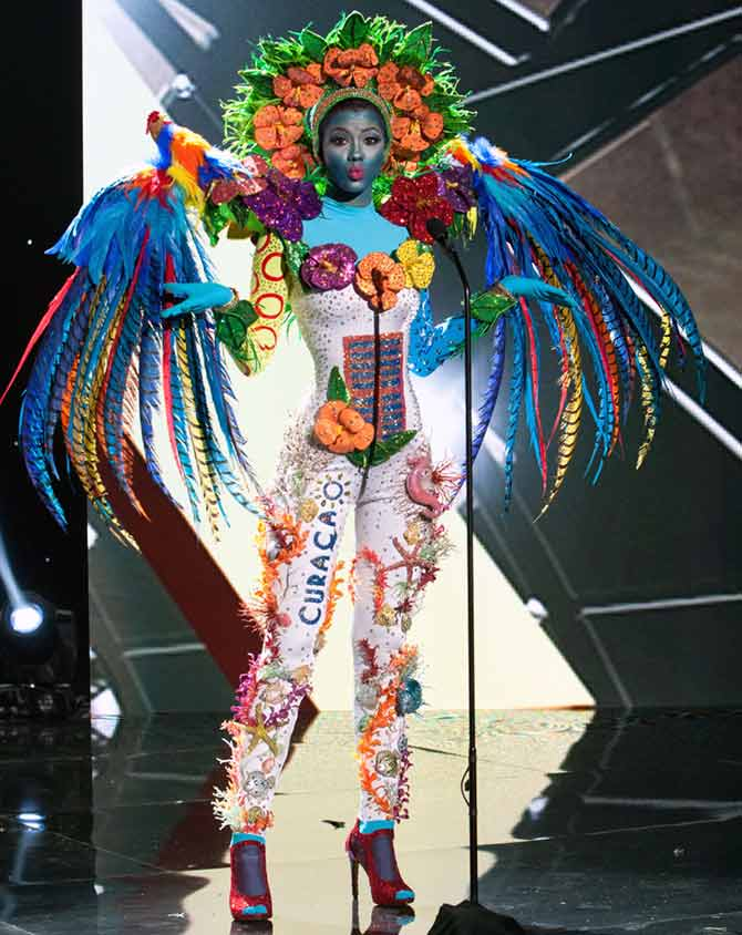 Top 10: Miss Universe 2015 - Rediff com Get Ahead