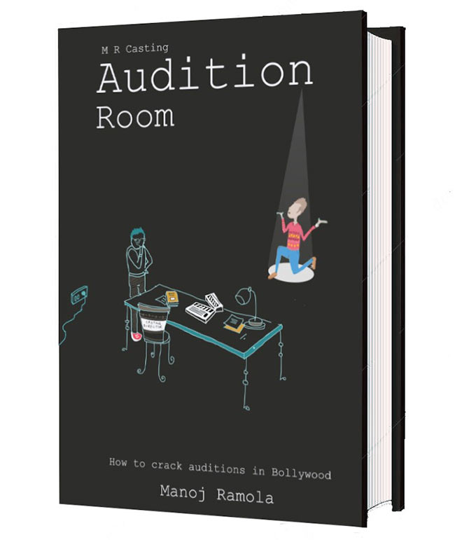 Audition Room cover
