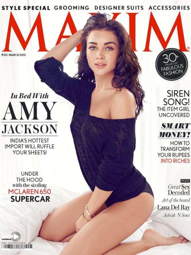 Vote: The sexiest cover girl of 2015 - Rediff com Get Ahead