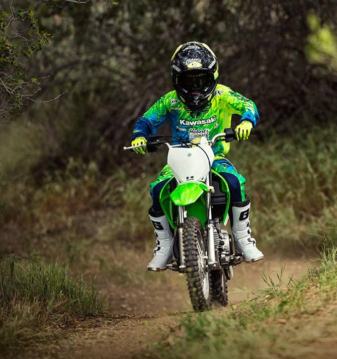 Kawasaki launches KLX110 at Rs 2.91 lakh