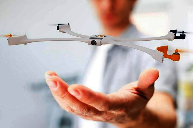 Nixie: The incredible drone that'll blow your mind!