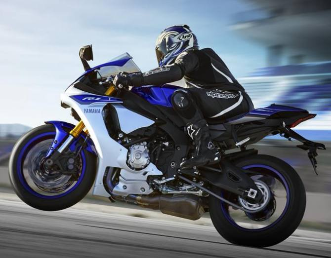 Here they come, 2015: Top 5 supersport bikes