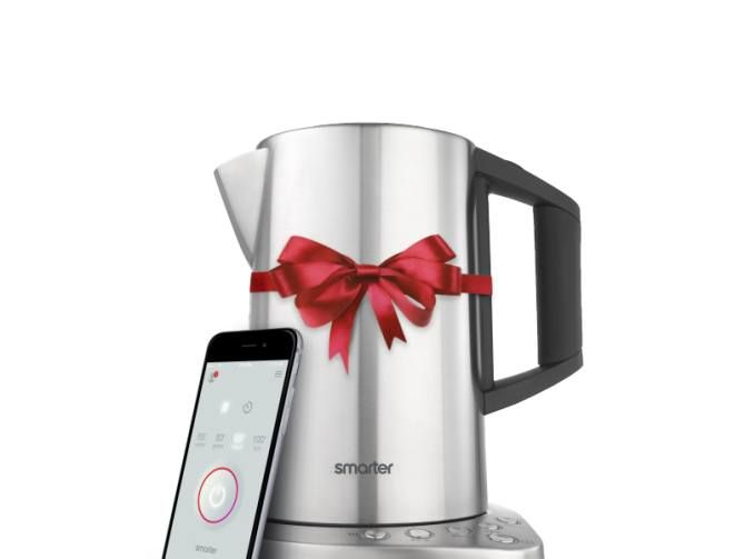 Wi-Fi Enabled Kettle