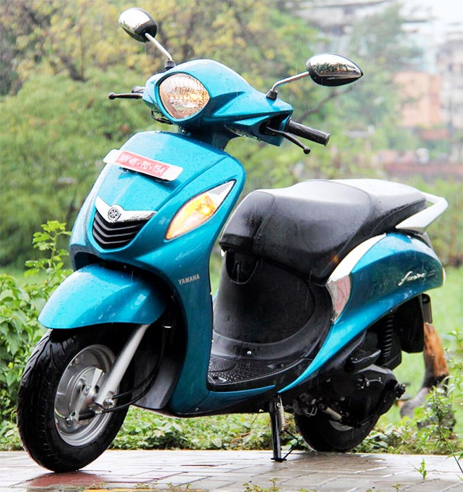 Should you buy Yamaha Fascino for Rs 64.5k?