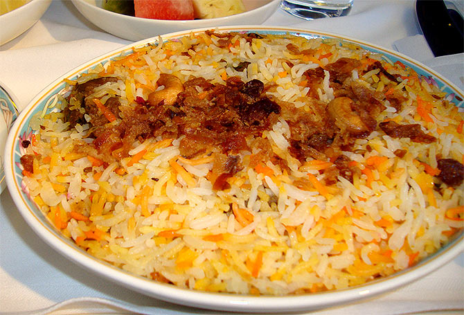 The secret to cooking the perfect biryani
