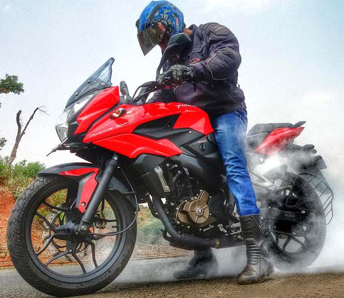 Is Pulsar AS 200 a value-for-money bike?