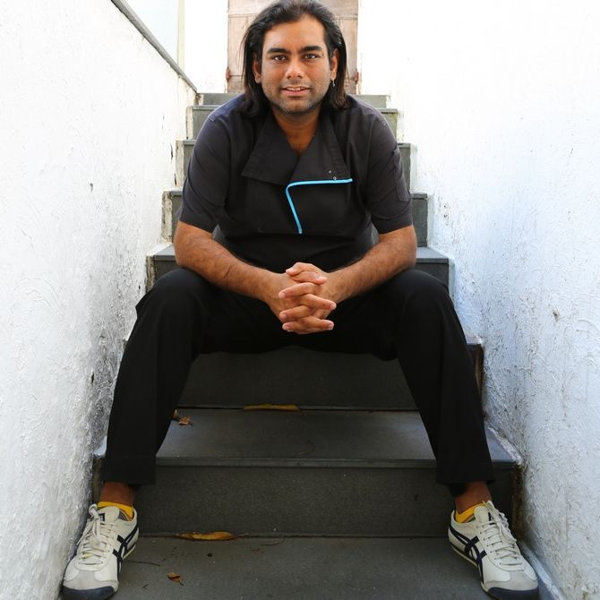Chef Gaggan Anand
