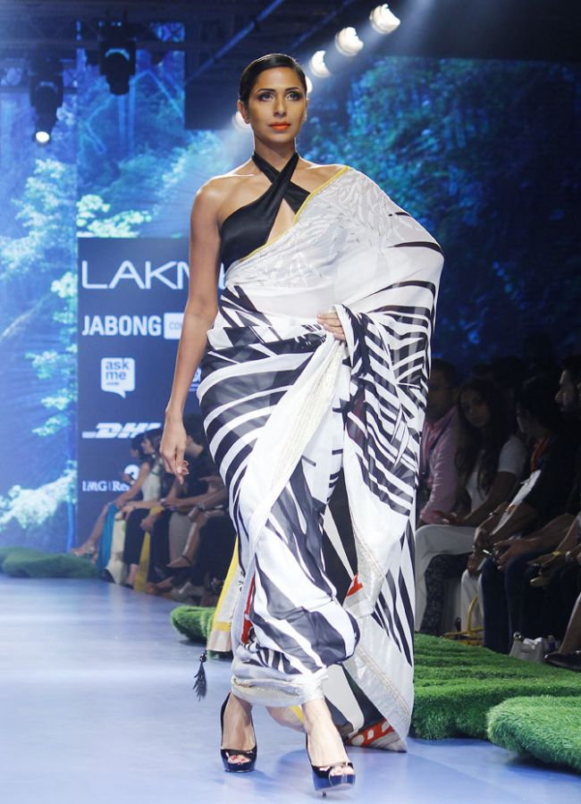 Satya Paul by Gauri Khan at Lakme Fashion Week