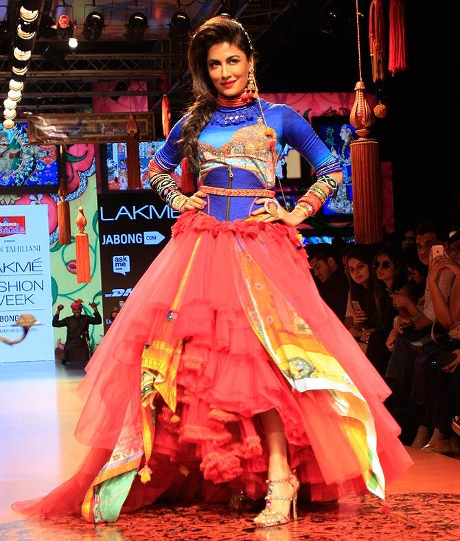 Chitrangada for Tarun Tahiliani