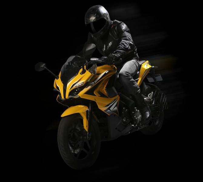 The fastest Bajaj Pulsar is here!