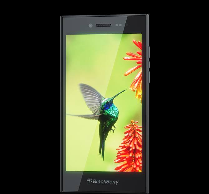 Will this BlackBerry 'Leap' ahead?