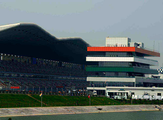 Want to ride at the Buddh International Circuit?