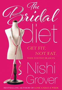 Book cover: The Bridal Diet by Nisha Grover