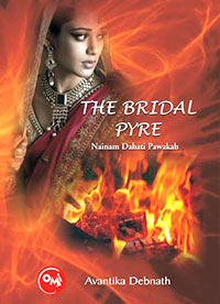 Book cover: The Bridal Pyre by Avantika Debnath