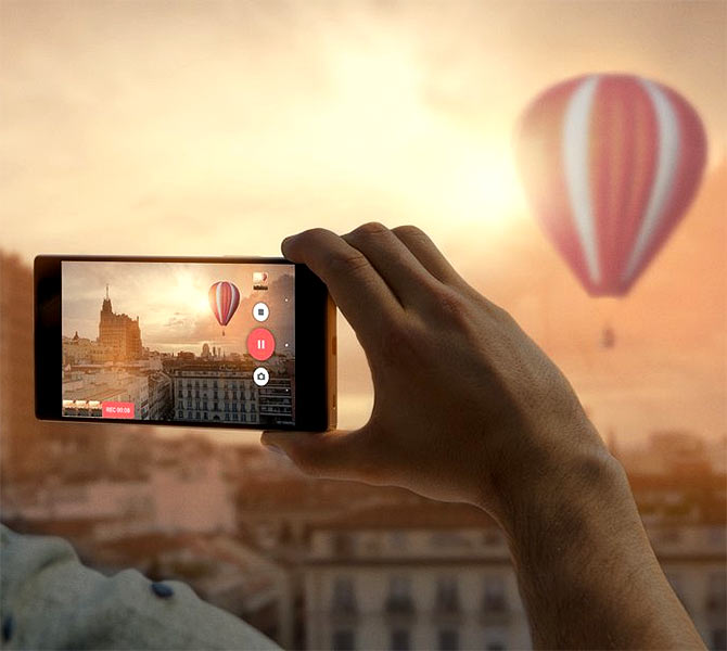 Xperia Z5 Premium is the world's first 4K smartphone