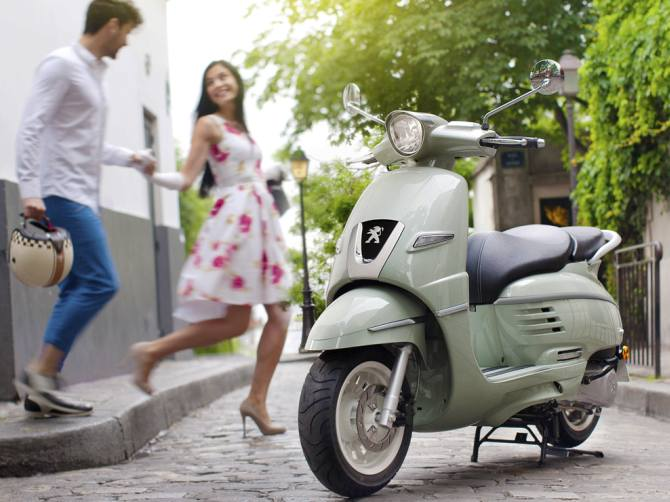 Mahindra to sell Peugeot scooters in North Africa