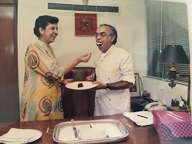 Satish Arora: A culinary legend
