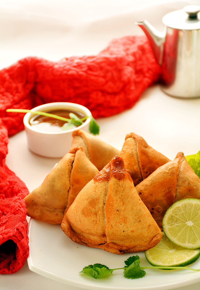 Recipe: How to make Punjabi samosa