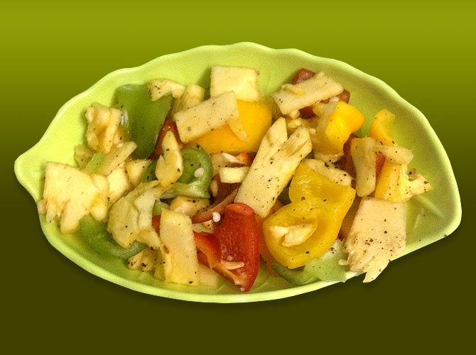 Tangy Pineapple Salad