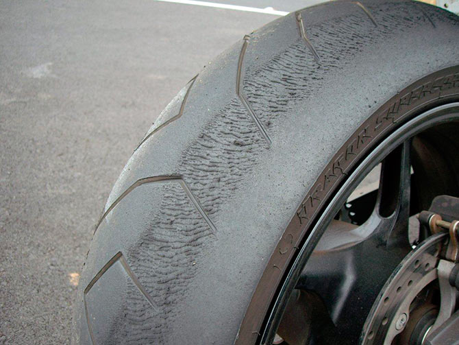 signs  time  change  motorcycle tyres rediffcom
