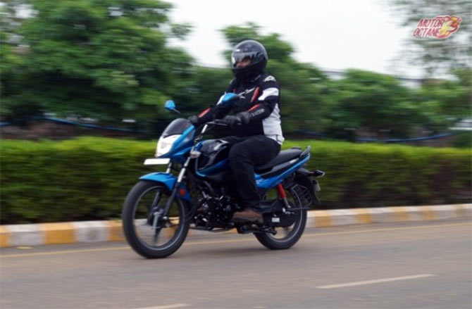 Hero Splendor iSmart 110: Review