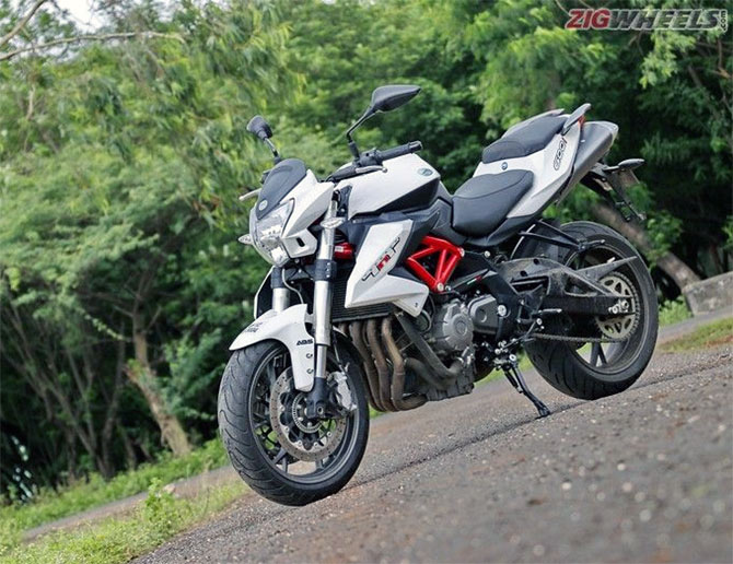 Benelli TNT 600 i ABS