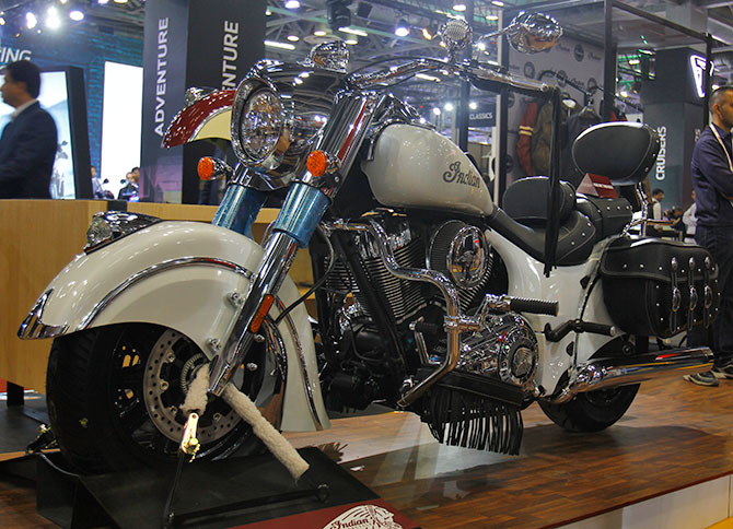 The Indian Chief Classic