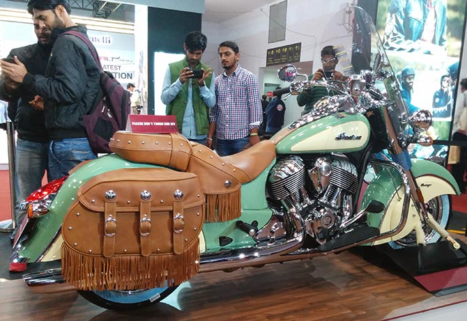 The Indian Chief Vintage