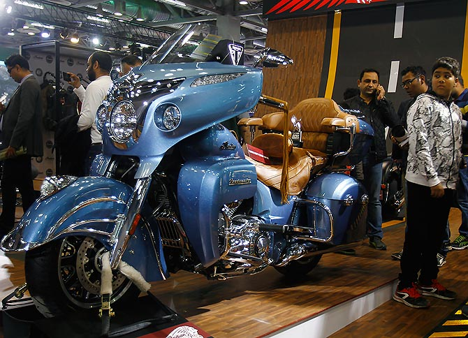 The Indian Roadmaster
