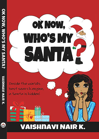 Book cover: Ok Now Who's My Santa