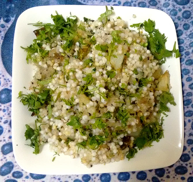 Breakfast recipe: How to make Sabudana Khichdi
