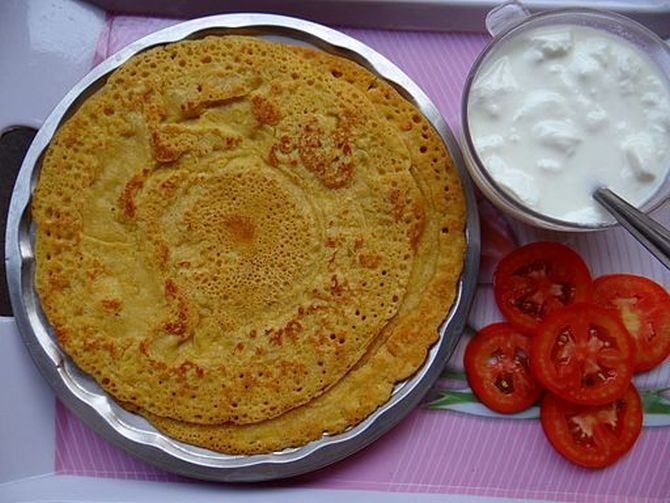 Breakfast recipe: How to make Besan ka Cheela