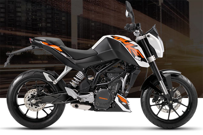 Top 5 bikes in India under Rs 2 lakh